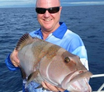 REEF FISHING FOR CORAL TROUT