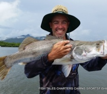 93 Barramundi estuary fishing