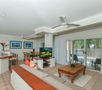 2 or 3 Bedroom Oasis Villa Lounge & Dining Area