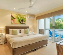 2 or 3 Bedroom Oasis Villa Master Bedroom