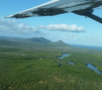 Flight Cooktown to Cairns
