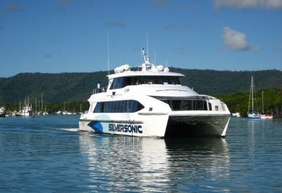 Daily Departures from Port Douglas