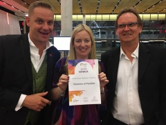 Tonight the Passions team won silver at the Queensland Tourism Awards!