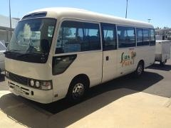 Cairns Airport to Northern Beaches Shuttle Bus