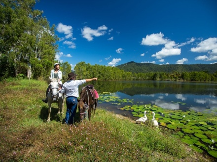 ATV and Horse Riding Combination Tours