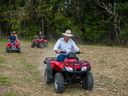 ATV (Quad Bike) Tour
