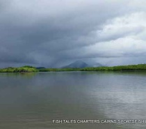 WET SEASON BUILD UP TO STORM