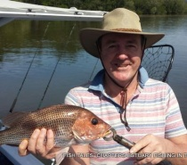 ESTUARY FISHING WITH FISH TALES CHARTERS