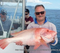 BLUEWATER (REEF) FISHING FOR LARGE MOUTH NANNYGAI